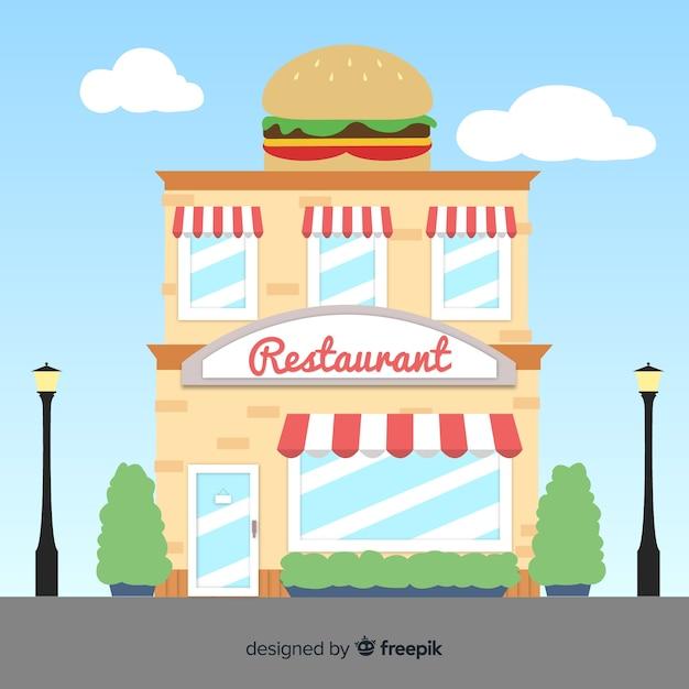 Restaurant Kostenlosen Vektoren