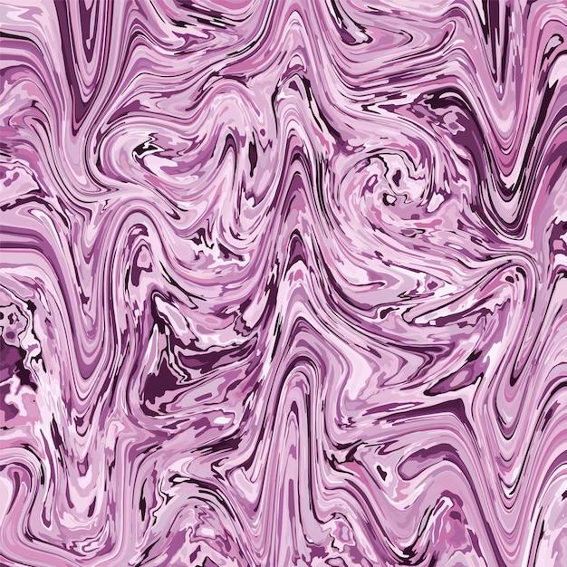 Retro marmor, tolles design für alle zwecke. fliesen dekor hintergrund. vektor-illustration kunst. malerei mit marmoreffekt. Premium Vektoren