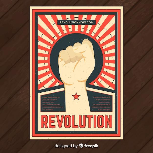Revolution Kostenlosen Vektoren