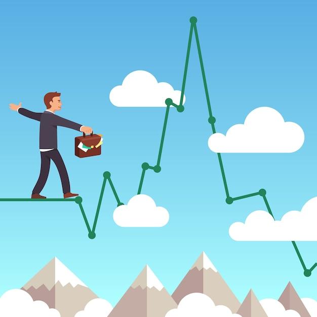 Risikomanagementkonzept Kostenlosen Vektoren