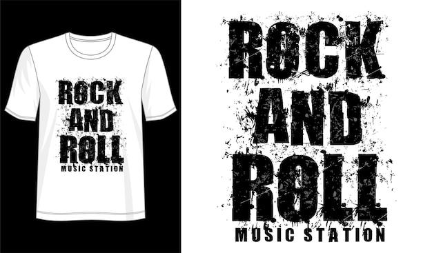 Rock'n'roll Premium Vektoren