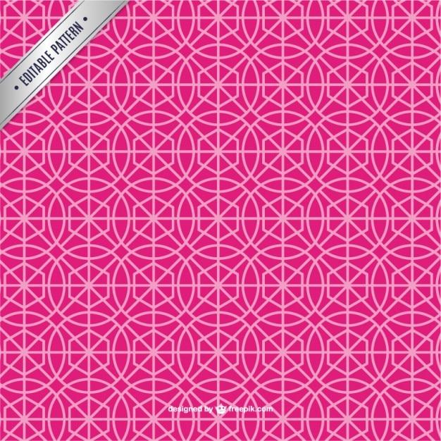 rosa abstrakte muster download der kostenlosen vektor. Black Bedroom Furniture Sets. Home Design Ideas