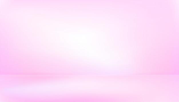 Rosa hintergrund mit farbverlauf Premium Vektoren