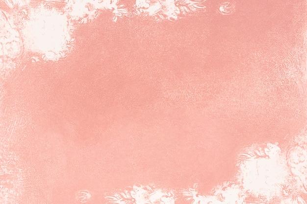 Rosa öl gemalter segeltuchhintergrund Kostenlosen Vektoren