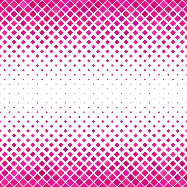 Rosa quadratischen muster hintergrund - geometrischen vektor-design Kostenlosen Vektoren