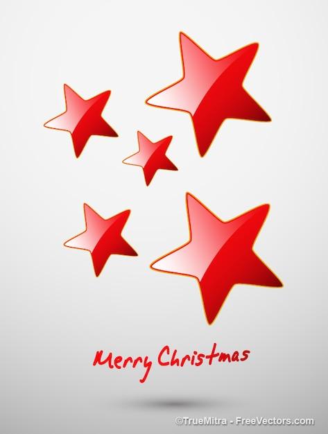 rote sterne weihnachten gru karte download der. Black Bedroom Furniture Sets. Home Design Ideas