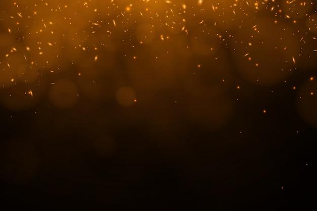 Rote vektor brennende glut Premium Vektoren