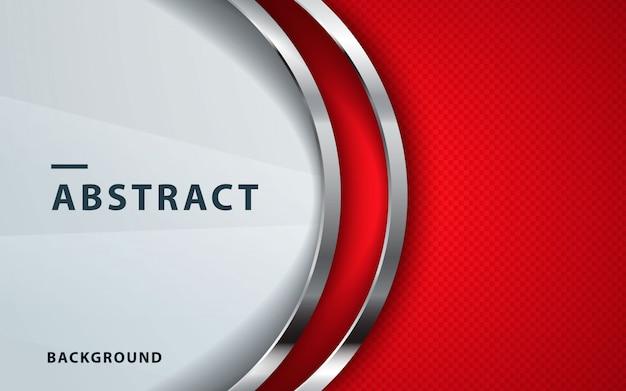 Roter abstrakter backgrund vektor Premium Vektoren