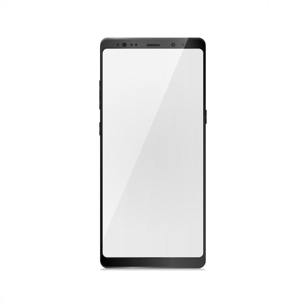 Satz-vektor des telefons s9 eingestellt Premium Vektoren