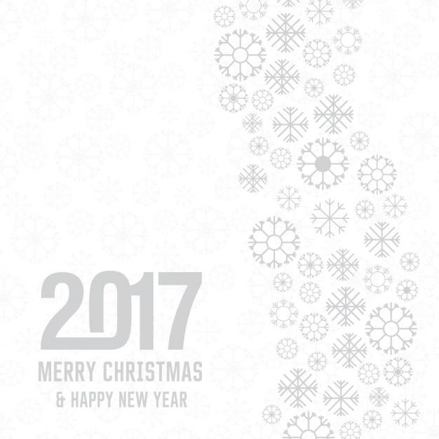 schneeflocke frohe weihnachten 2017 und neujahr schriftzug. Black Bedroom Furniture Sets. Home Design Ideas