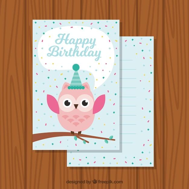 Geburtstagskarte zum ausdrucken 56