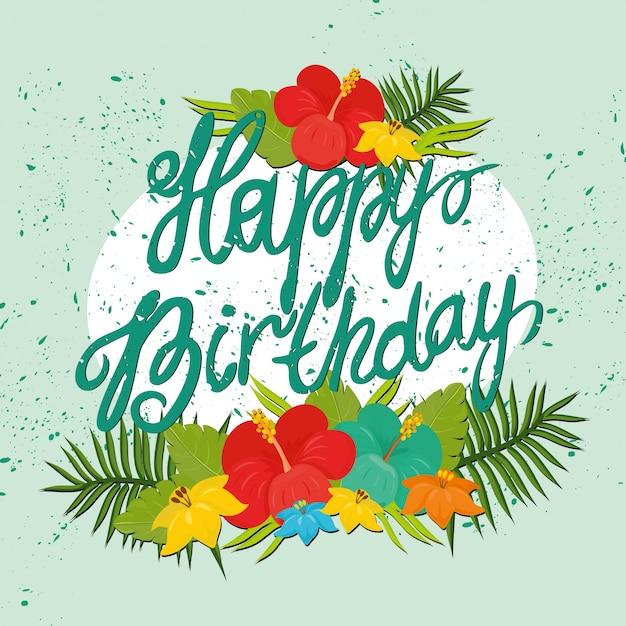 Schöne Schrift Alles Gute Zum Geburtstag Download Der Kostenlosen