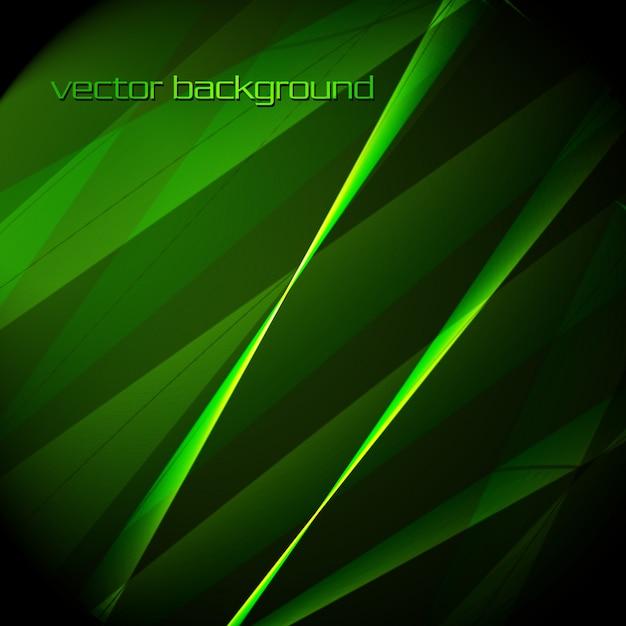 Schöne Vektor grünen Hintergrund Design Kunst Kostenlose Vektoren
