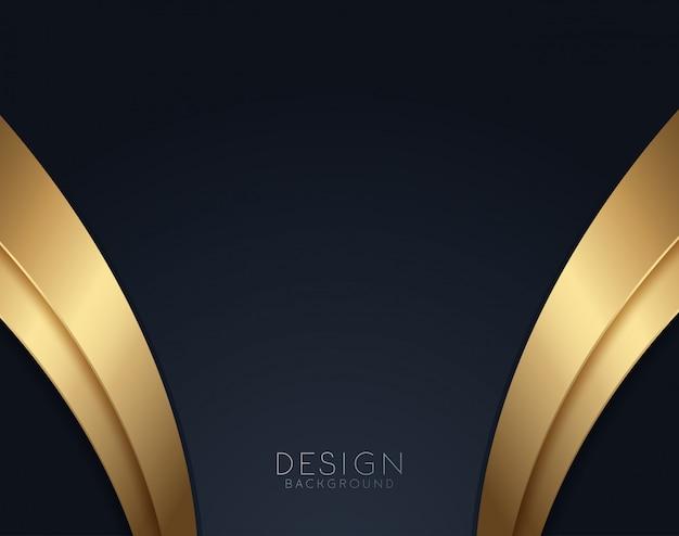 Schwarzes papier geschnitten hintergrund. abstrakte realistische papercut-dekoration Premium Vektoren
