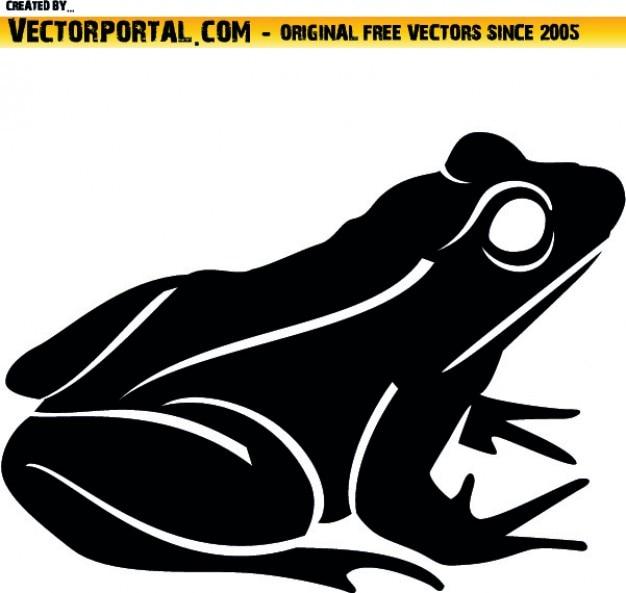 Seitlichen frosch clip art download der kostenlosen vektor for Clipart gratis download