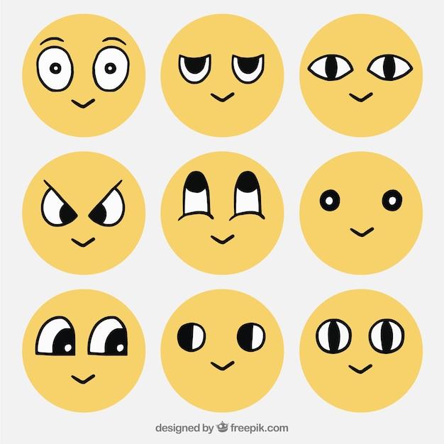 Smiley Sammlung Free Microsoft Cliparts Download Free