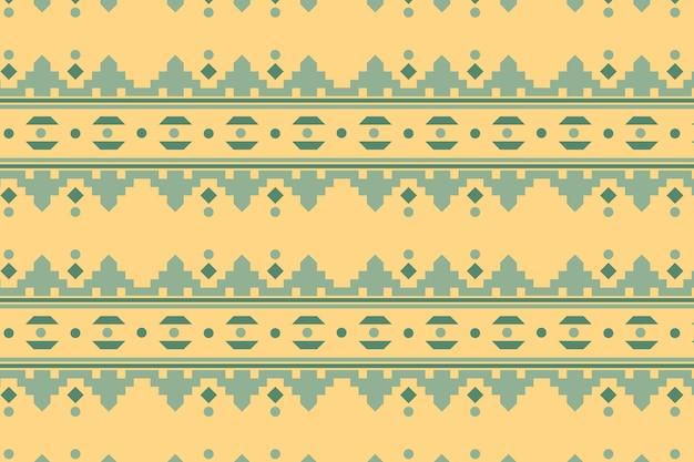 Songket muster textur ornament Premium Vektoren