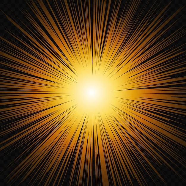 Sonnenschein leuchten licht Premium Vektoren