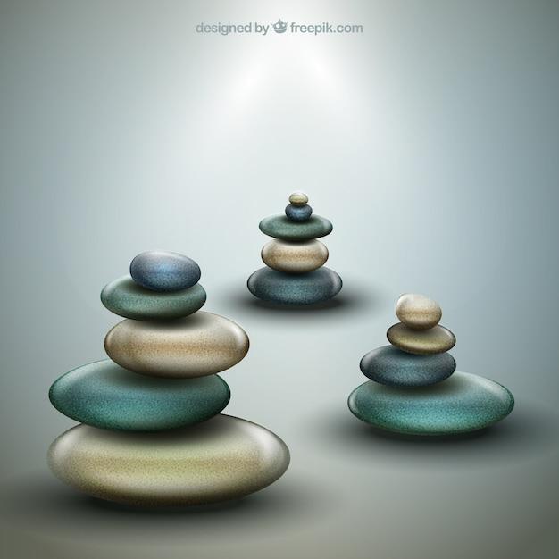 Spa steine download der kostenlosen vektor for Farbige kieselsteine