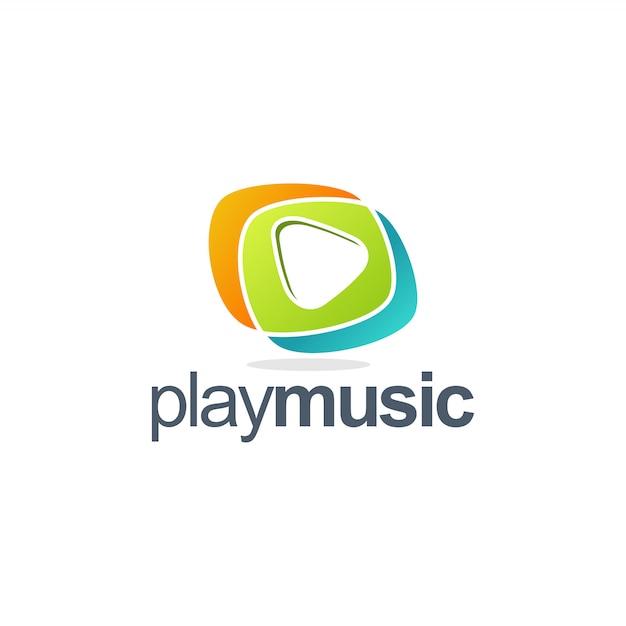 Spiel musik Premium Vektoren