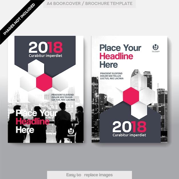 Stadt hintergrund business buch cover design vorlage for Buch design