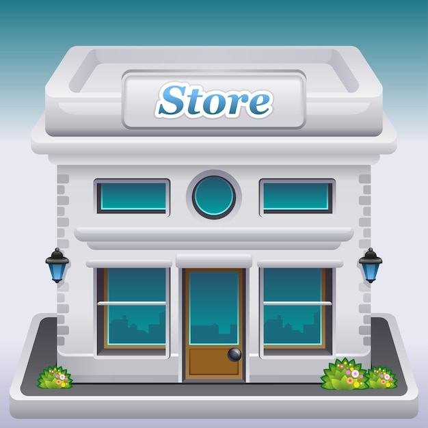 Store-symbol Premium Vektoren
