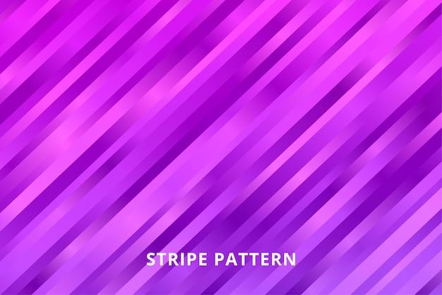Streifenmuster abstrakte hintergrundtapete. metall stahl textur. Premium Vektoren