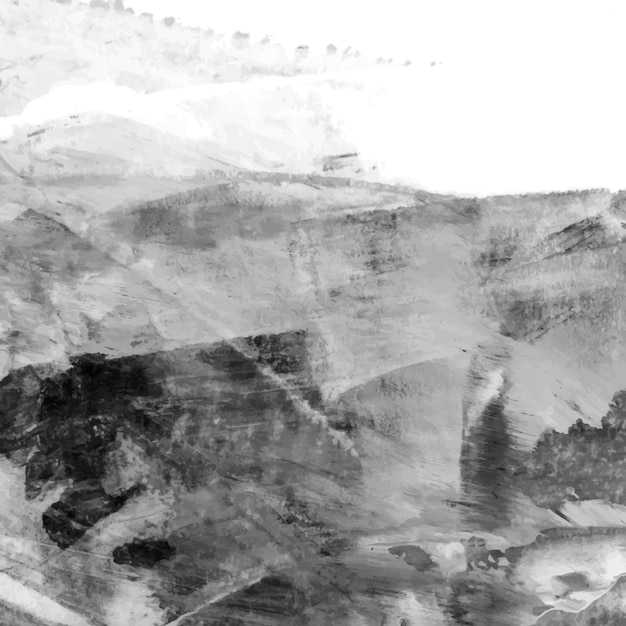 Strukturierter hintergrundvektor des acrylbürstenanschlags Kostenlosen Vektoren