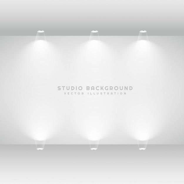 Studio Galeriewand Download der kostenlosen Vektor