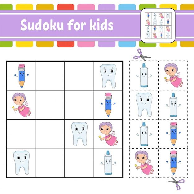 Sudoku Für Kinder Online Kostenlos