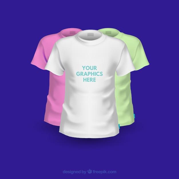 Pics Of T Shirt Designs | T Shirt Design Vorlagen Download Der Kostenlosen Vektor