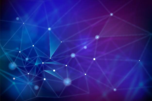 Technologie-hintergrundkonzept Premium Vektoren