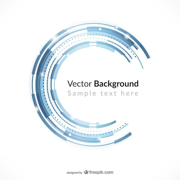 Technology background template Kostenlosen Vektoren