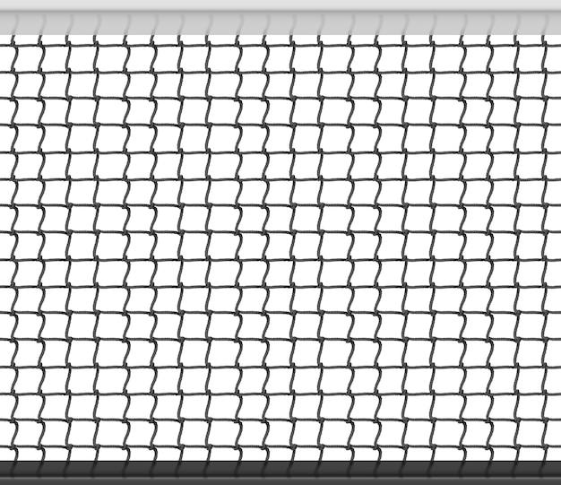 Tennis net seamless pattern hintergrund Premium Vektoren