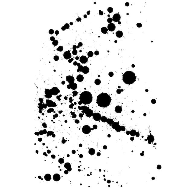 Tintenfleck Premium Vektoren