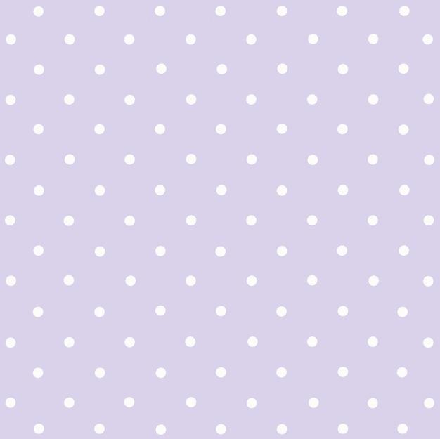 Tupfen auf lila Premium Vektoren