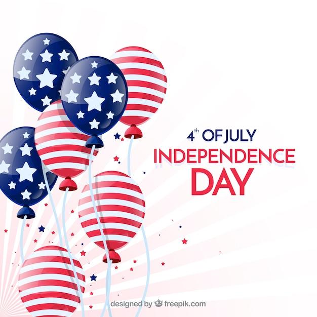 Unabhängigkeitstag Usa