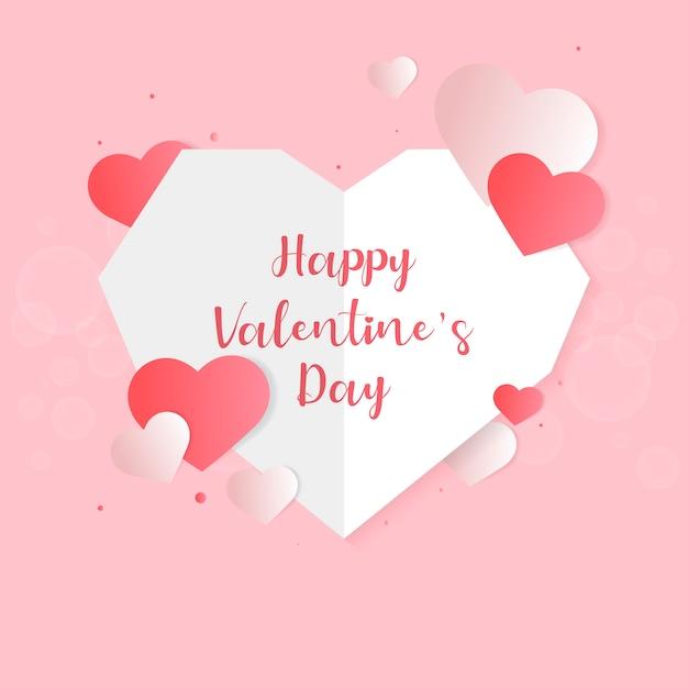 Valentinstag am 14. februar vektor Kostenlosen Vektoren