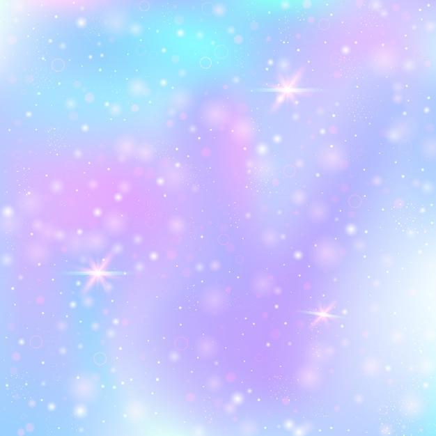 Valentinstag hintergrund mit rosa glitzerherzen. 14. februar tag. Premium Vektoren