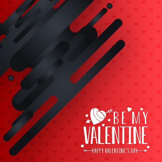 Valentinstag-vektor Kostenlosen Vektoren