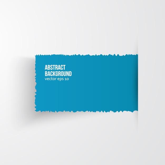 Vektor aquarell kreis. vintage papier textur. Kostenlosen Vektoren