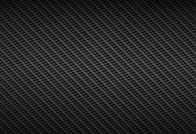 Vektor der kohlenstoff-kevlar-beschaffenheit Premium Vektoren