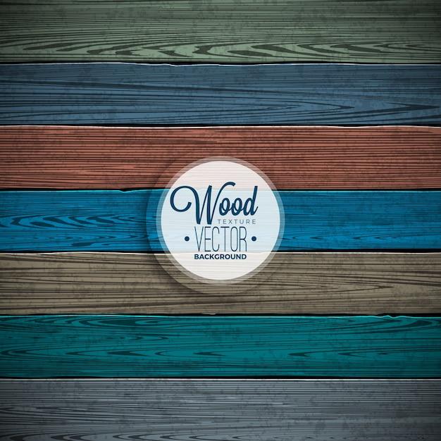 vektor farbe gemalt holz textur hintergrund design nat rliche dunkle vintage h lzerne abbildung. Black Bedroom Furniture Sets. Home Design Ideas
