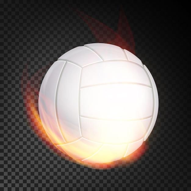 Volleyballball Premium Vektoren