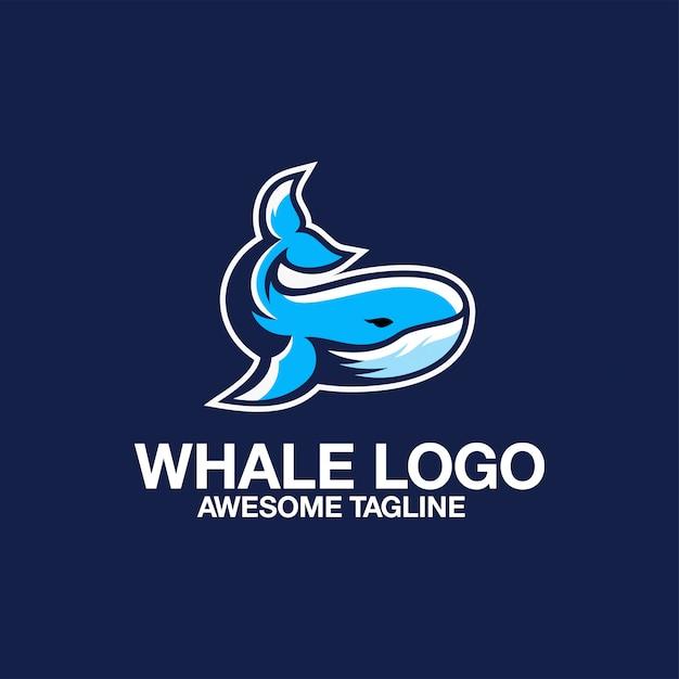 Wal-logo-entwurf fantastische inspiration inspirationen Premium Vektoren
