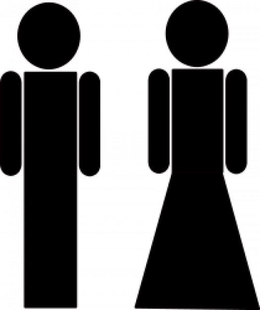 clipart wc uomini - photo #7