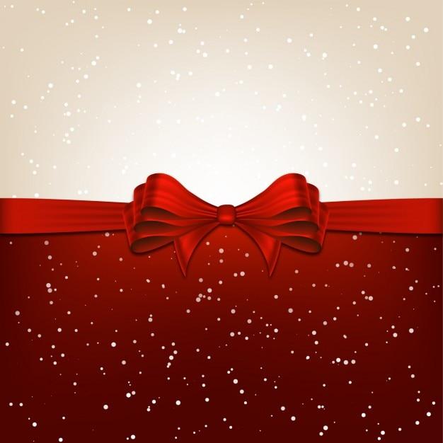 weihnachten hintergrund mit schleife download der. Black Bedroom Furniture Sets. Home Design Ideas