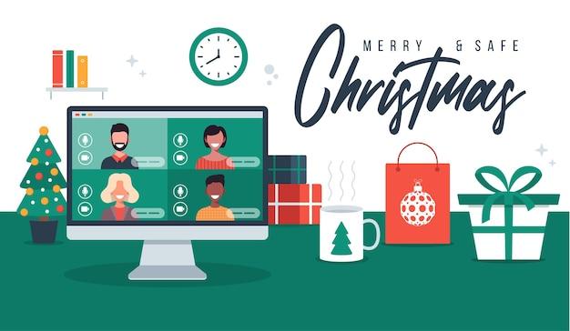 Zoom-Treffen zur Einstimmung auf Weihnachten