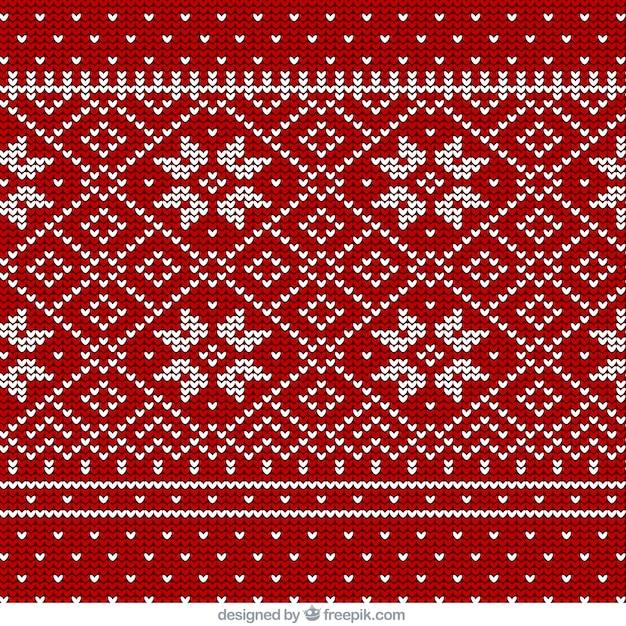 weihnachten schneeflocken muster aus wolle download der. Black Bedroom Furniture Sets. Home Design Ideas