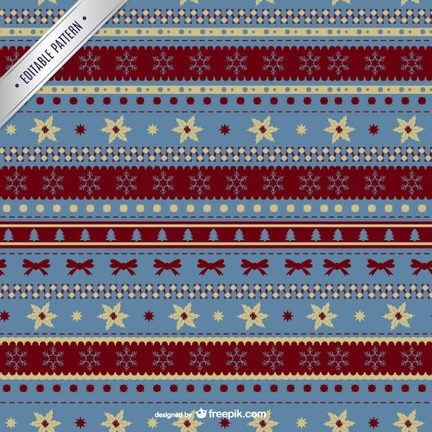 weihnachts muster mit ornamenten download der. Black Bedroom Furniture Sets. Home Design Ideas